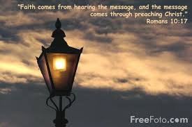 Credinta prin auzire