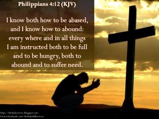 Philippians-4.12
