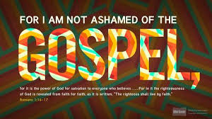 Romans 1. 1